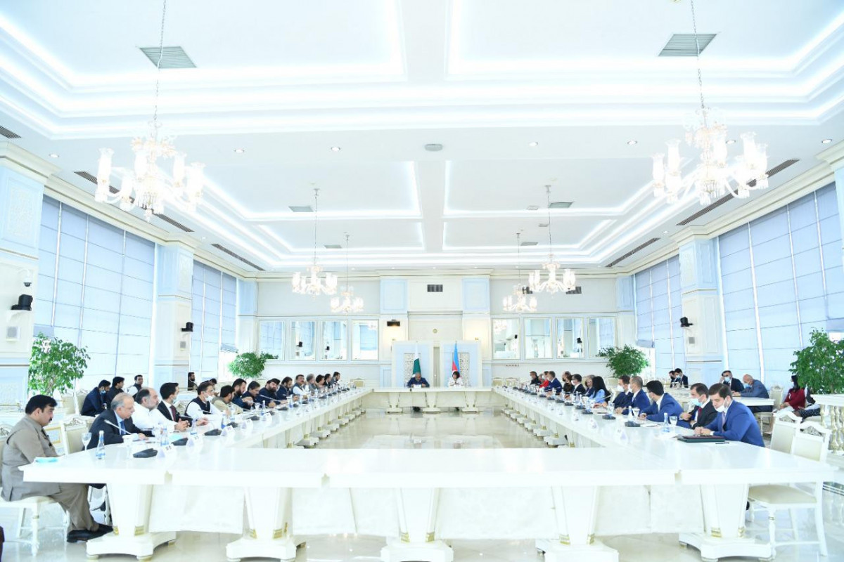 Milli Majlis of Azerbaijan and Pakistan