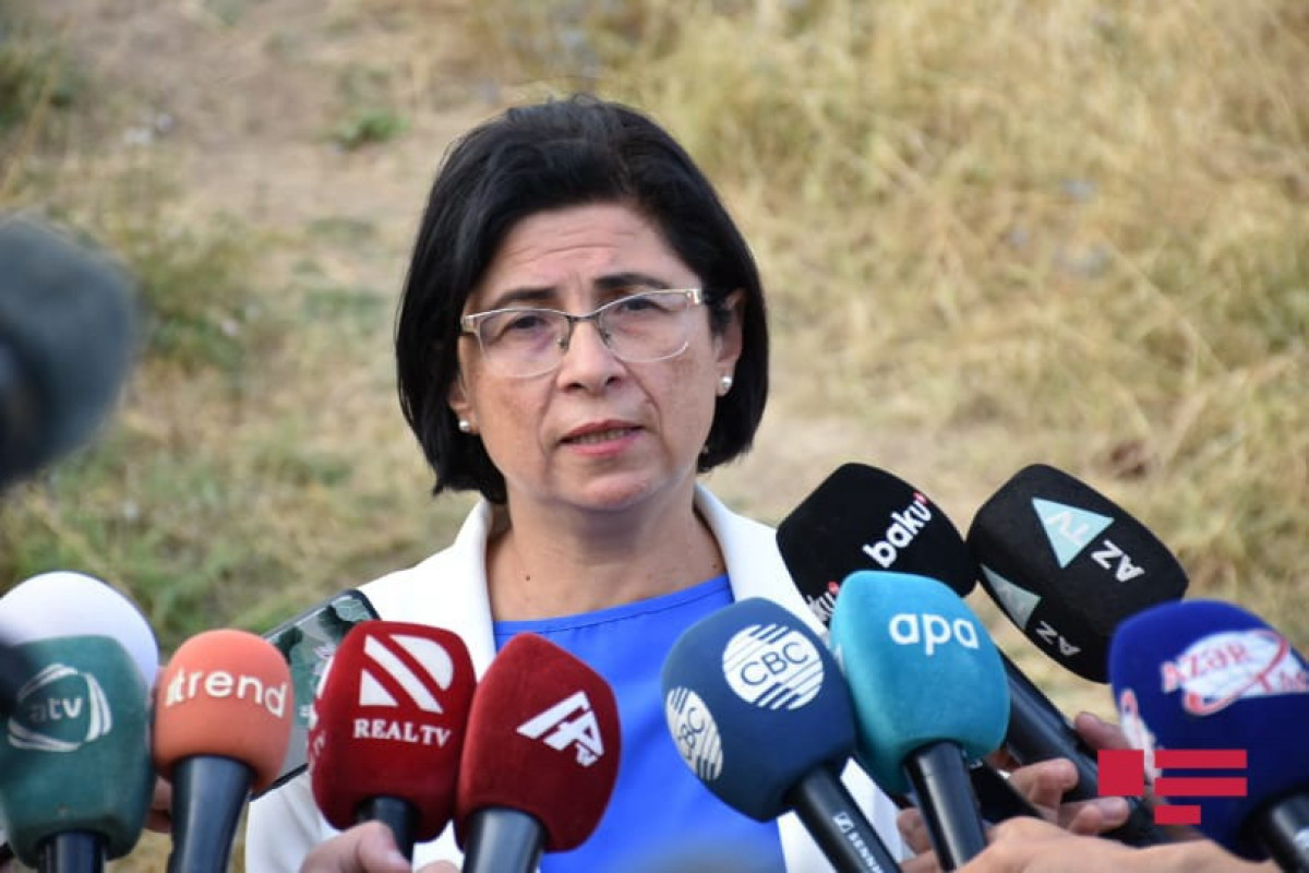 """Head of Department of PA: """"It is our duty to turn Karabakh into a paradise"""""""