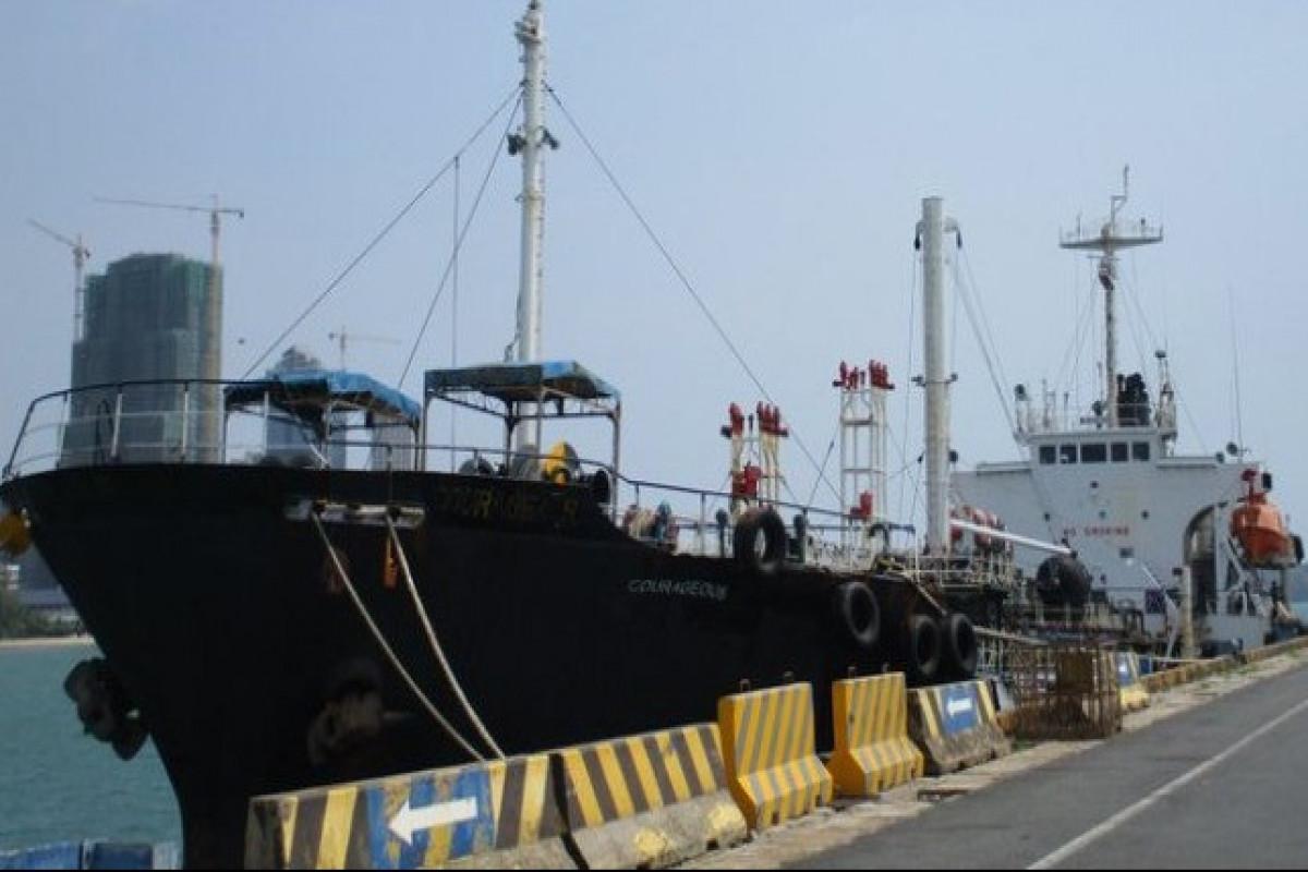 U.S. says seizes tanker used to evade North Korea sanctions