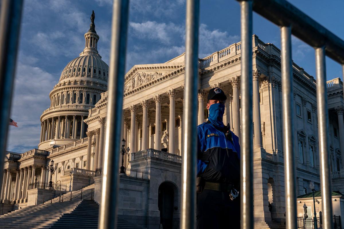 Конгресс проголосовал за санкции против «Северного потока-2»