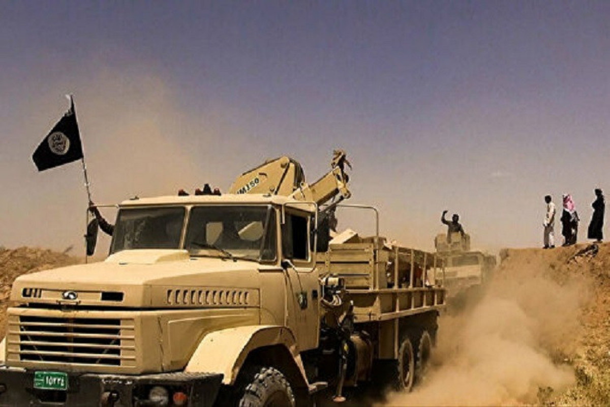 İraqda İŞİD silahlılarının hücumu zamanı 7 nəfər ölüb, 17 nəfər yaralanıb