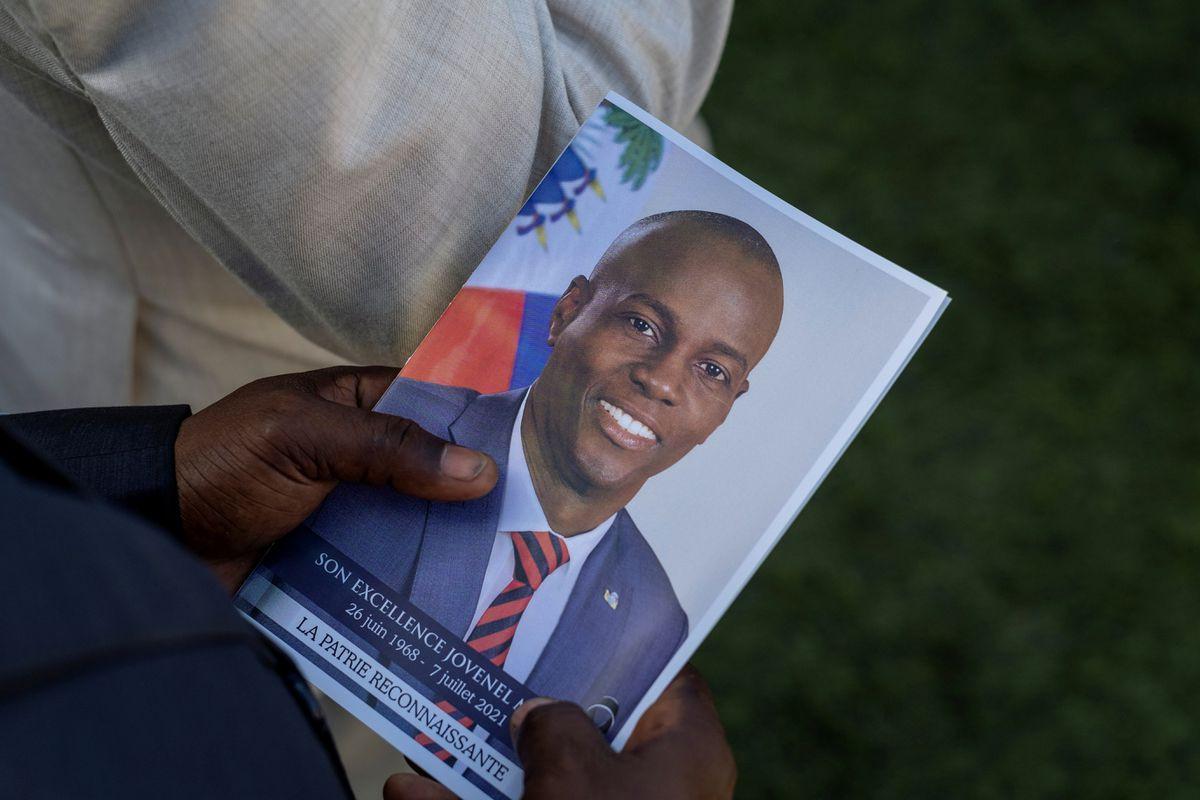 Haiti police say former Supreme Court judge suspect in president
