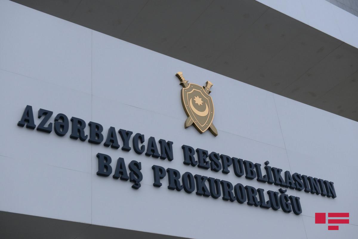 Генпрокурор внес представление в Милли Меджлис о лишении депутатской неприкосновенности Эльданиза Салимова