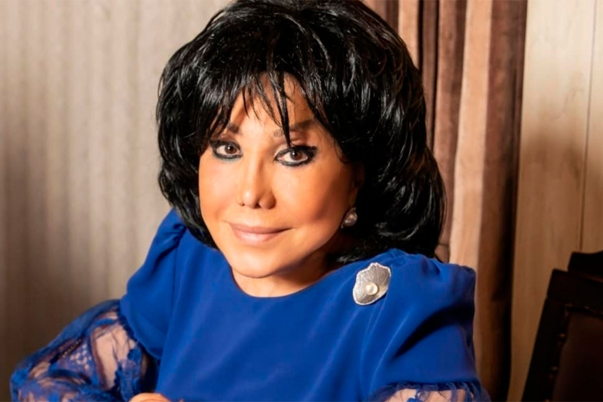 "Flora Karimova awarded ""Sharaf"" order"