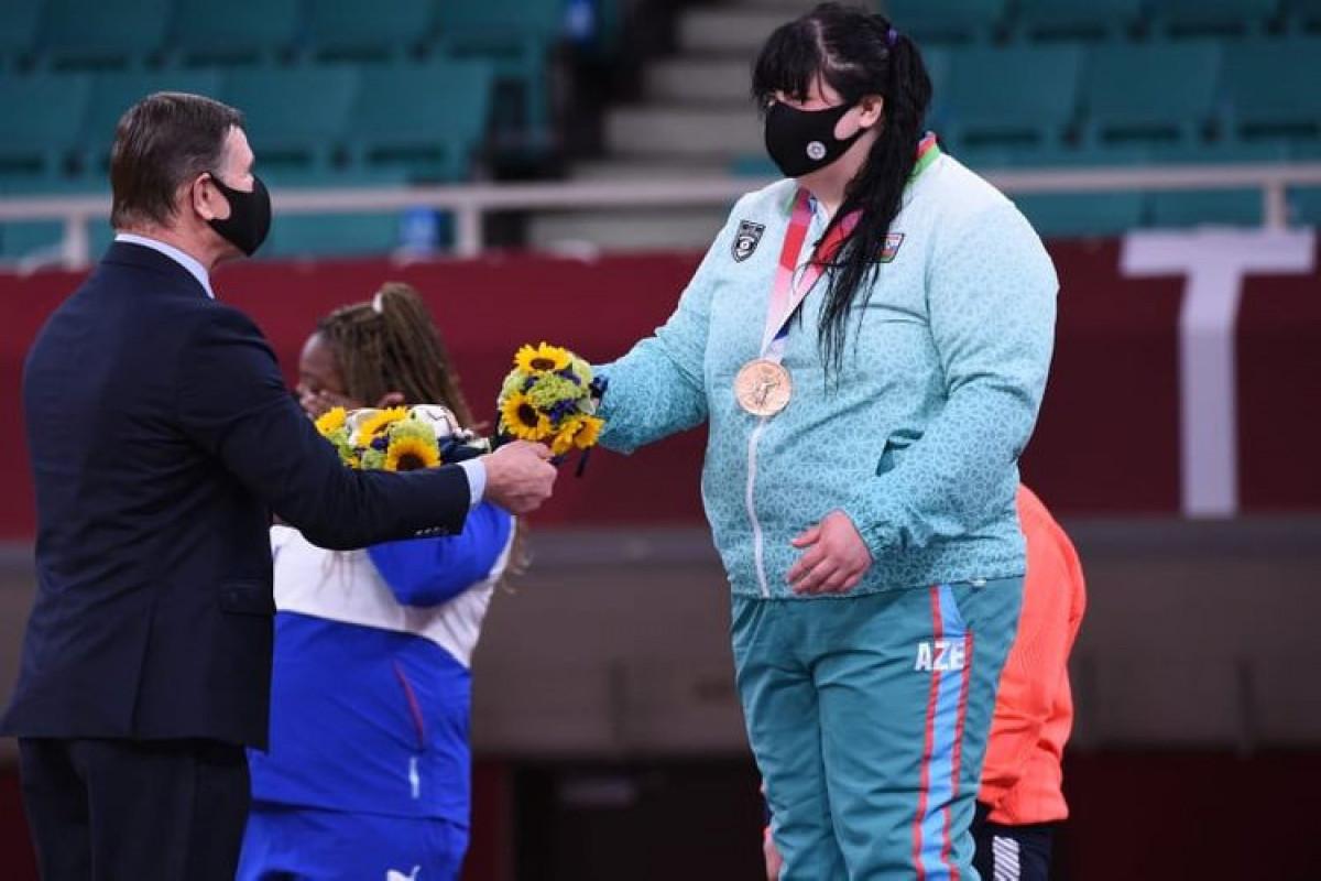 """<span class=""""red_color"""">Tokio-2020: Azərbaycan cüdoçuları medal qazanan 26 yığmadan biri olub"""