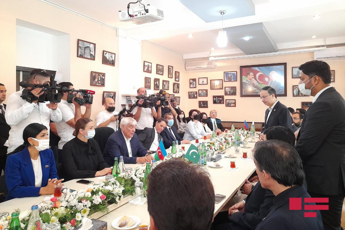 Pakistani people always stand by Azerbaijani people, Ambassador says