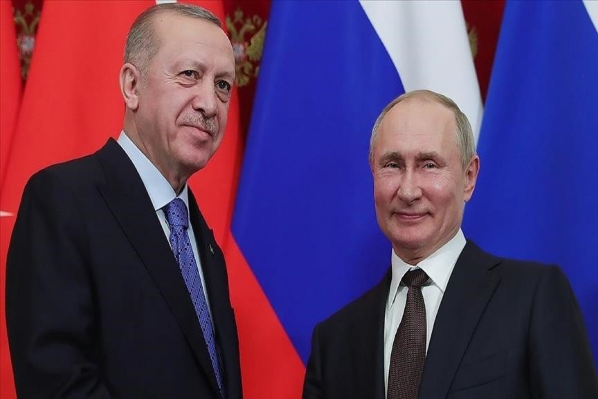 Turkish president thanks Russian counterpart for supporting fight against wildfires
