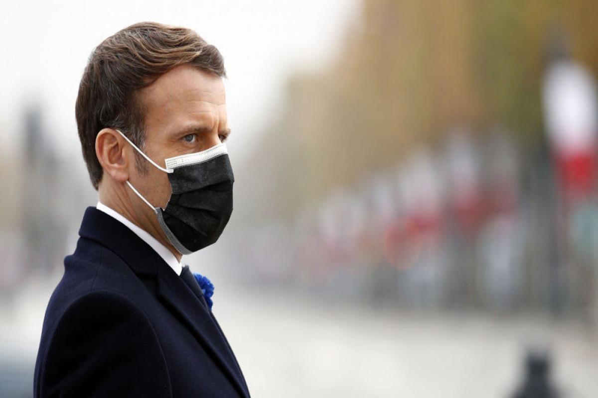 Fransa Prezidenti Makron koronavirusa qarşı peyvənd olunub