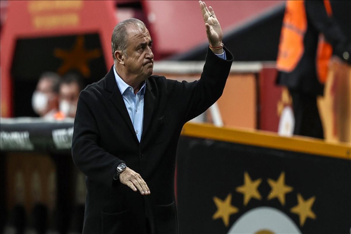 Galatasaray manager Terim