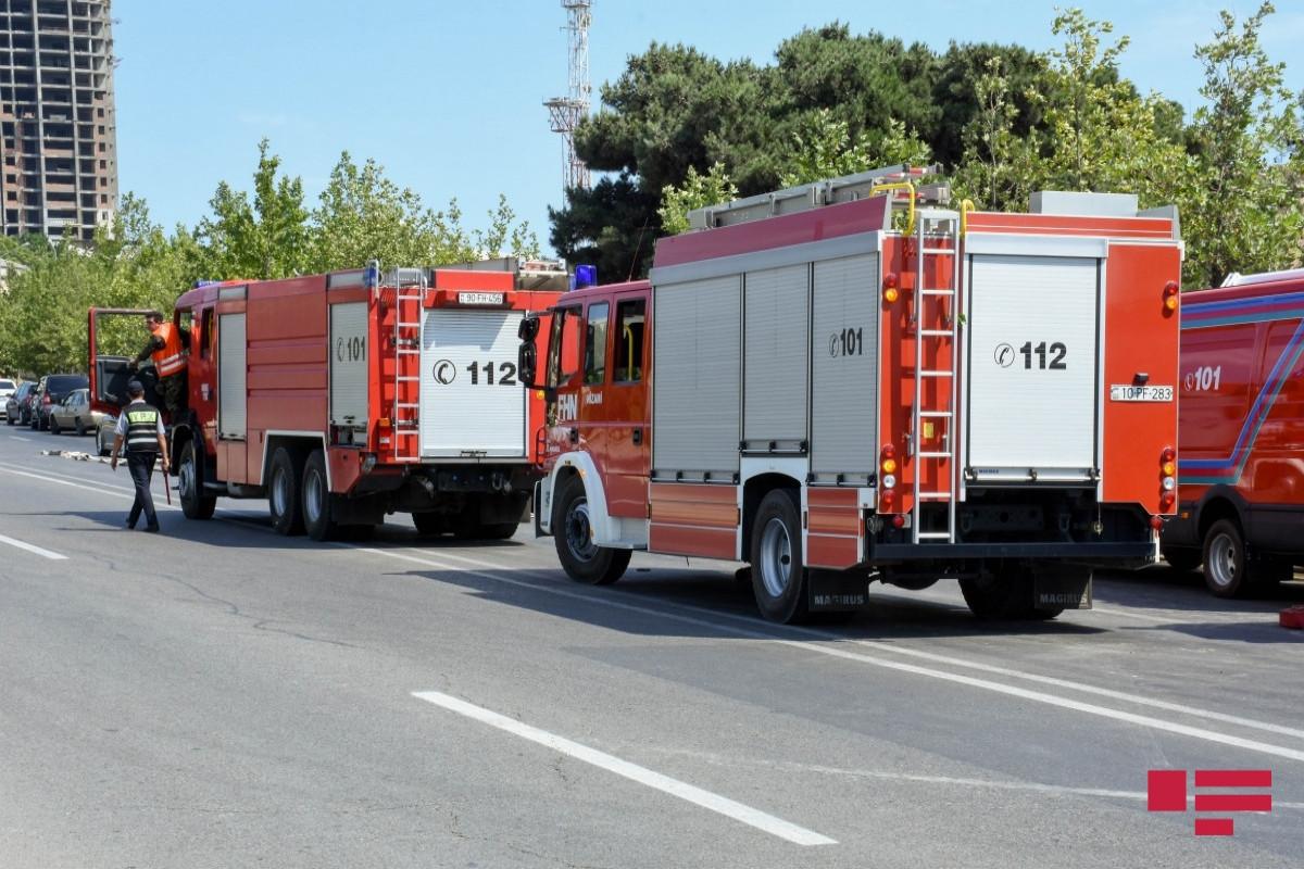 МЧС: За минувшие сутки проведено 58 выездов на тушение пожара, спасены 4 человека