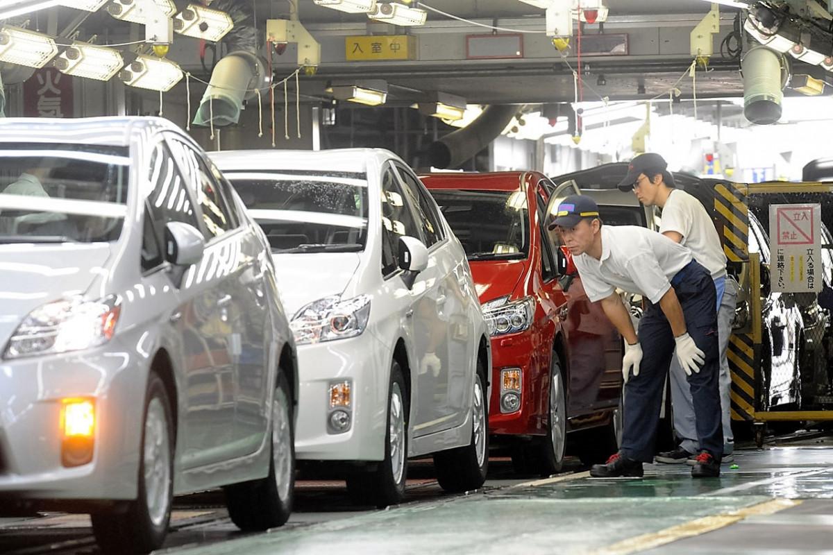 """""""Toyota""""və """"Honda""""Malayziyada avtomobil istehsalını dayandırıb"""