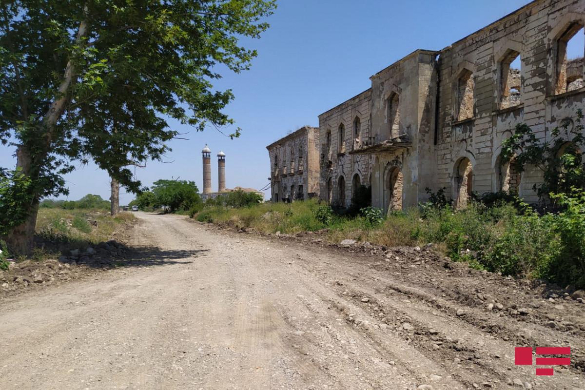 İşğaldan azad edilmiş ərazilərdə poçt məntəqələrinin yerləri təyin edilir