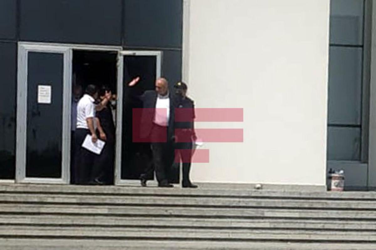 Начался суд над бывшим главой ИВ Кюрдамирского района
