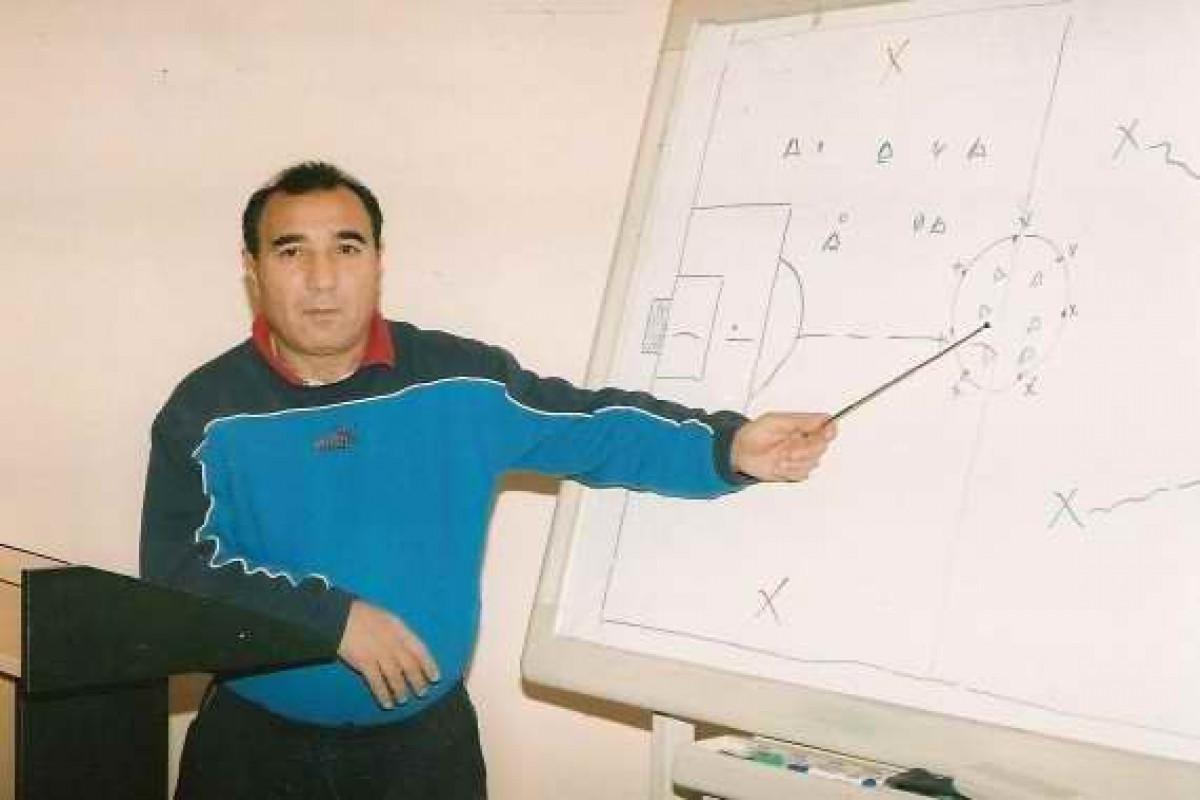 Famous Azerbaijani footballer Samadaga Shikhlarov was hit by car to death