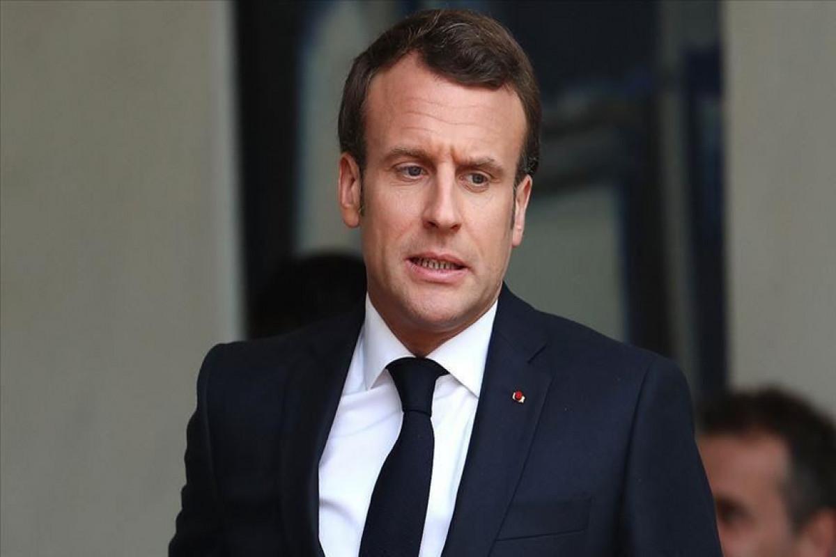 Macron: France to work on restoring peace between Armenia and Azerbaijan