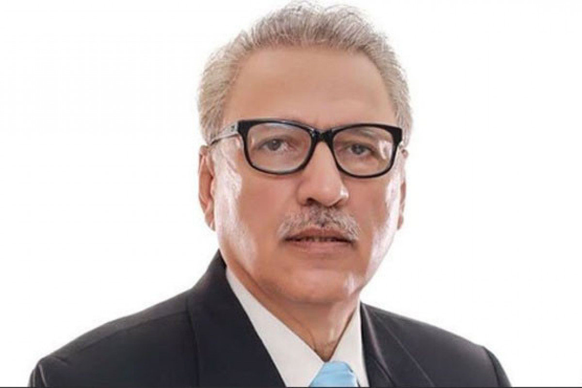 President of Pakistan sends congratulatory letter to Azerbaijani President