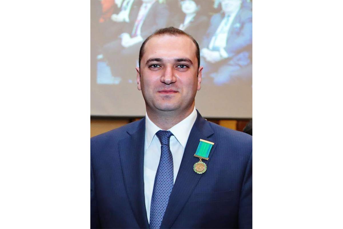 Вугар Шихаммедов назначен первым заместителем главы ИВ Сабаильского района