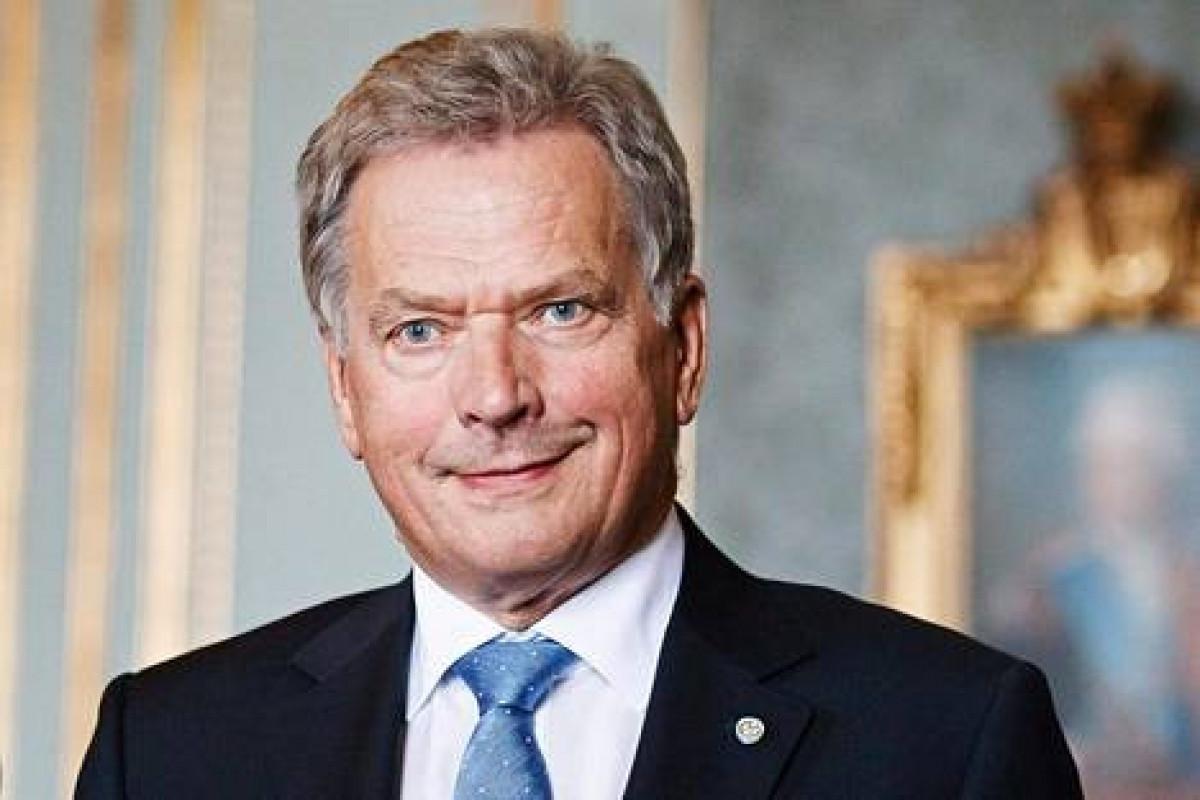 President of Finland sends congratulatory letter to Azerbaijani President