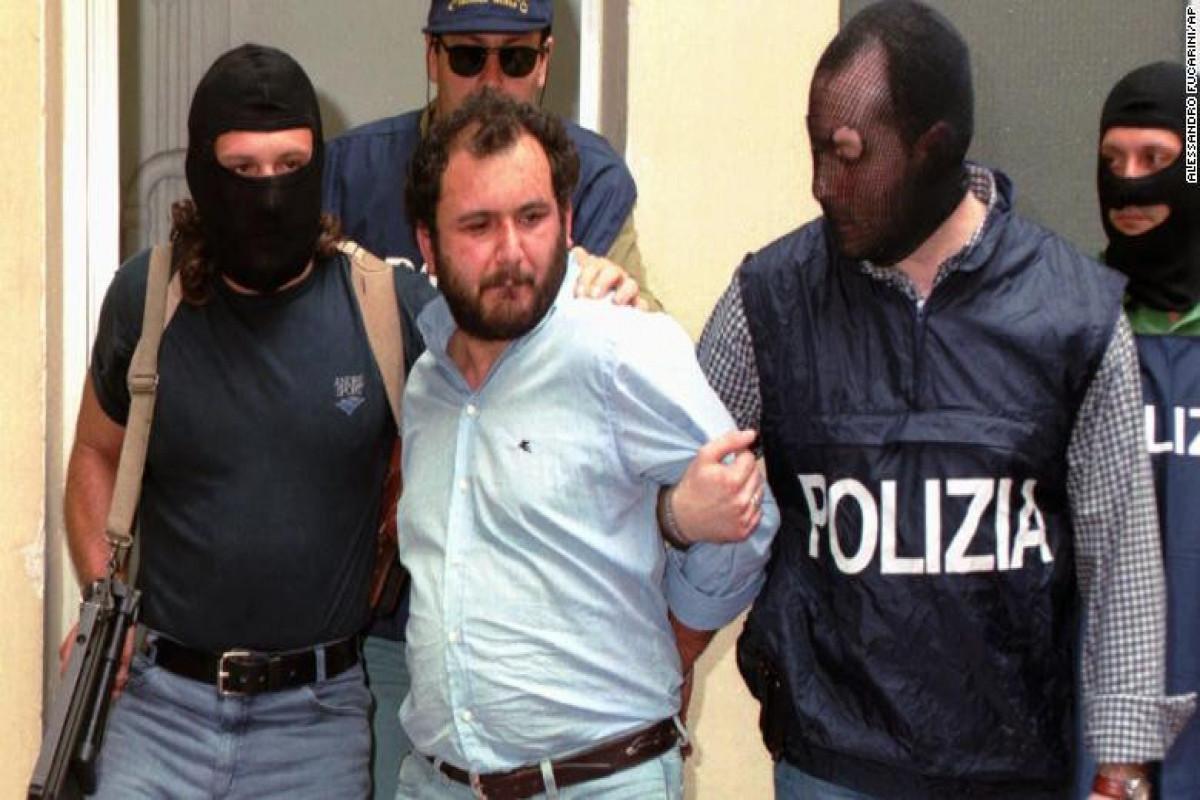 Giovanni Brusca, Sicilian mafia