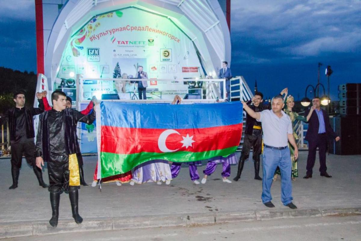 В Татарстане отметили День  Азербайджанской Республики
