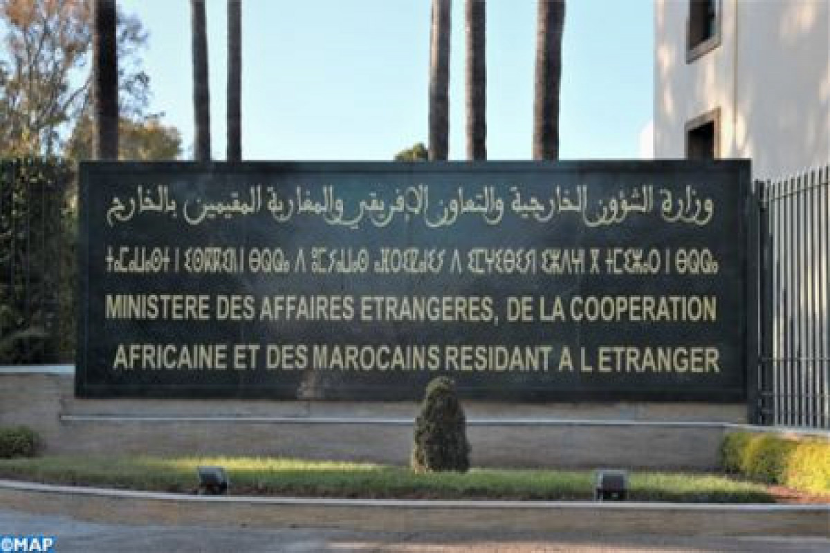 """Foreign Ministry of Morocco: """"Appearance of so-called Ghali before Spanish Court,"""