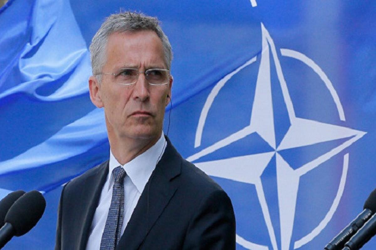 NATO-nun Baş katibi sabah Londona səfər edəcək