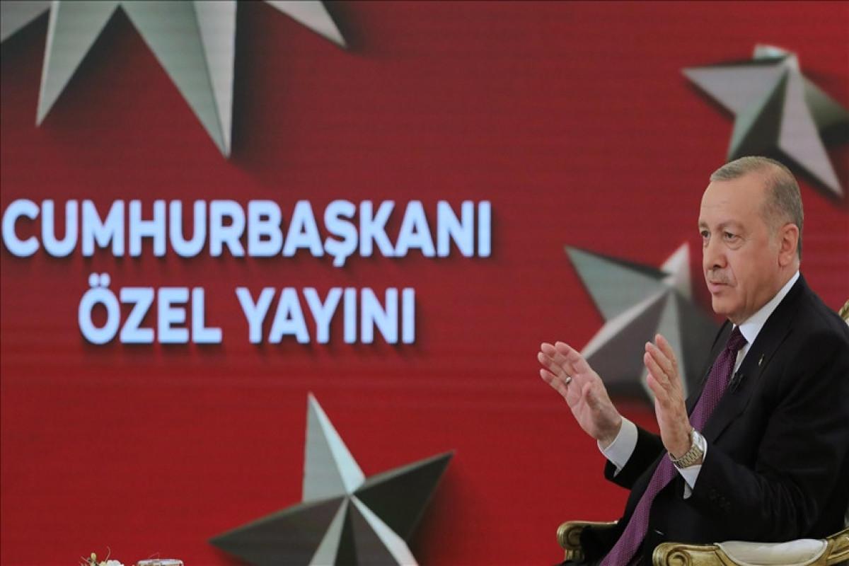 Turkish President Erdogan says will discuss Ankara-Washington tensions with Biden