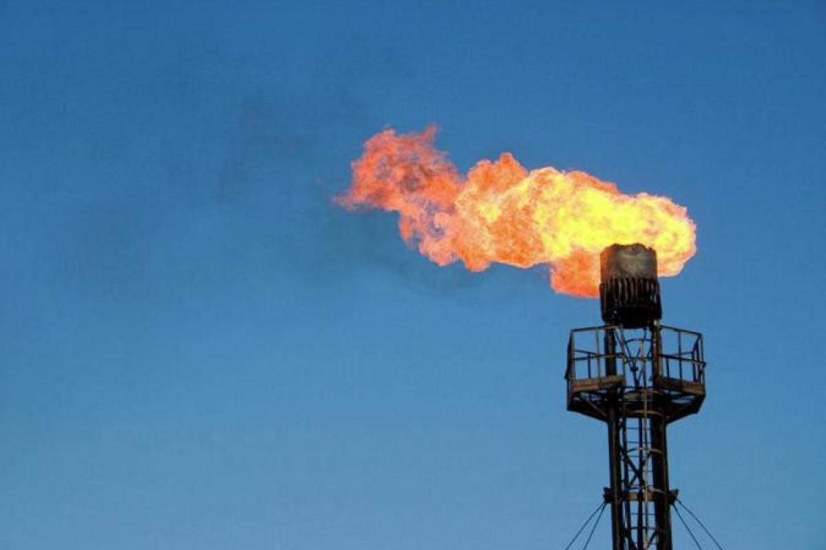 Natural gas prices decrease on world market