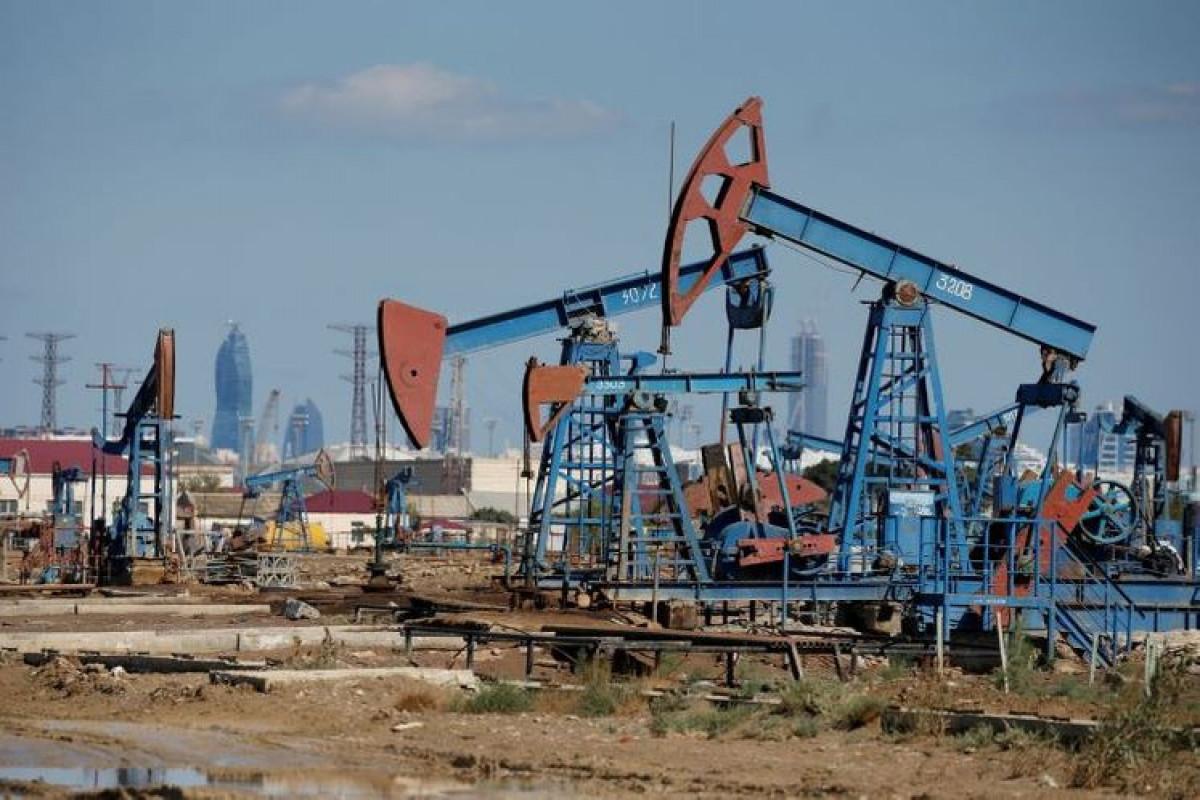 Azerbaijani oil price exceeds USD 70