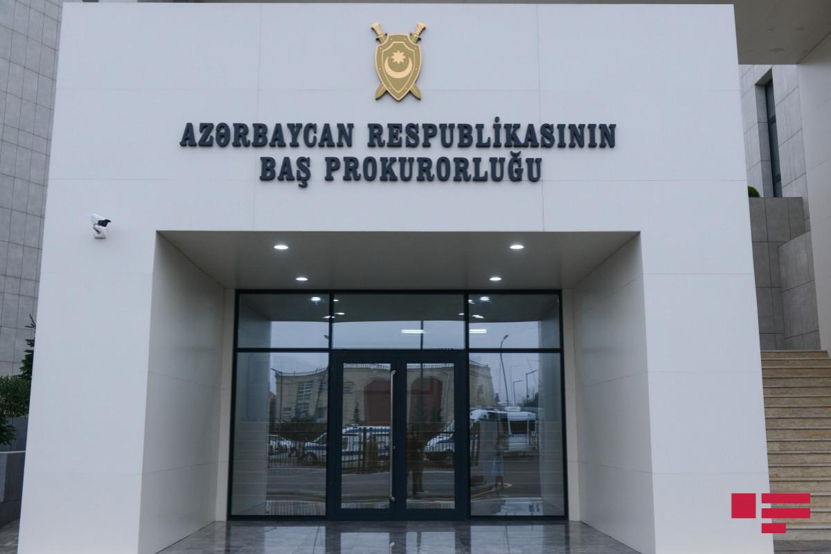 Генпрокуратура распространила информацию в связи с судом над армянскими боевиками, пытавшими азербайджанских пленных