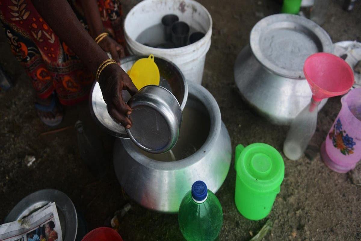 Toxic liquor death toll in India