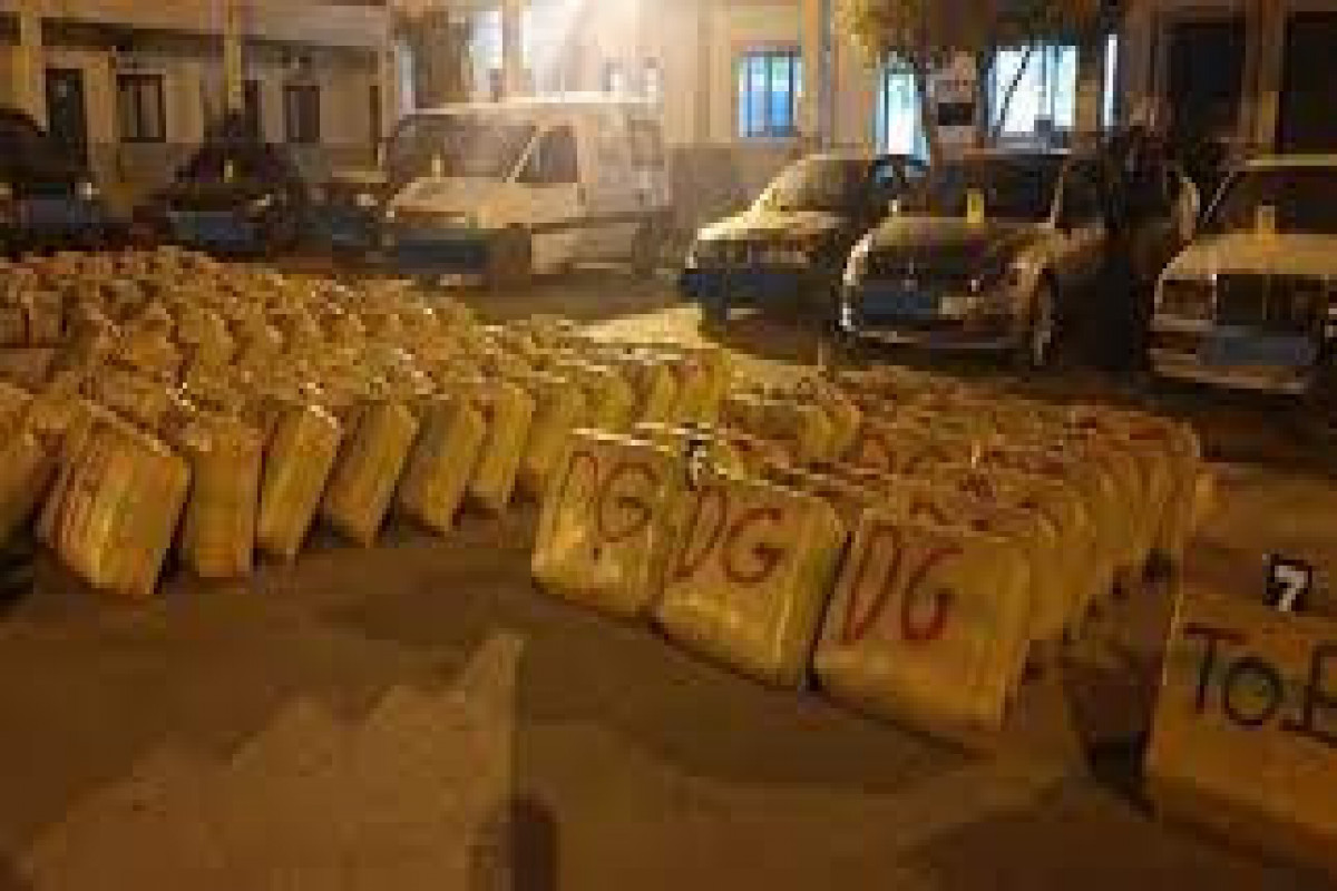 Moroccan navy foils attempt to smuggle 5 tonnes of cannabis