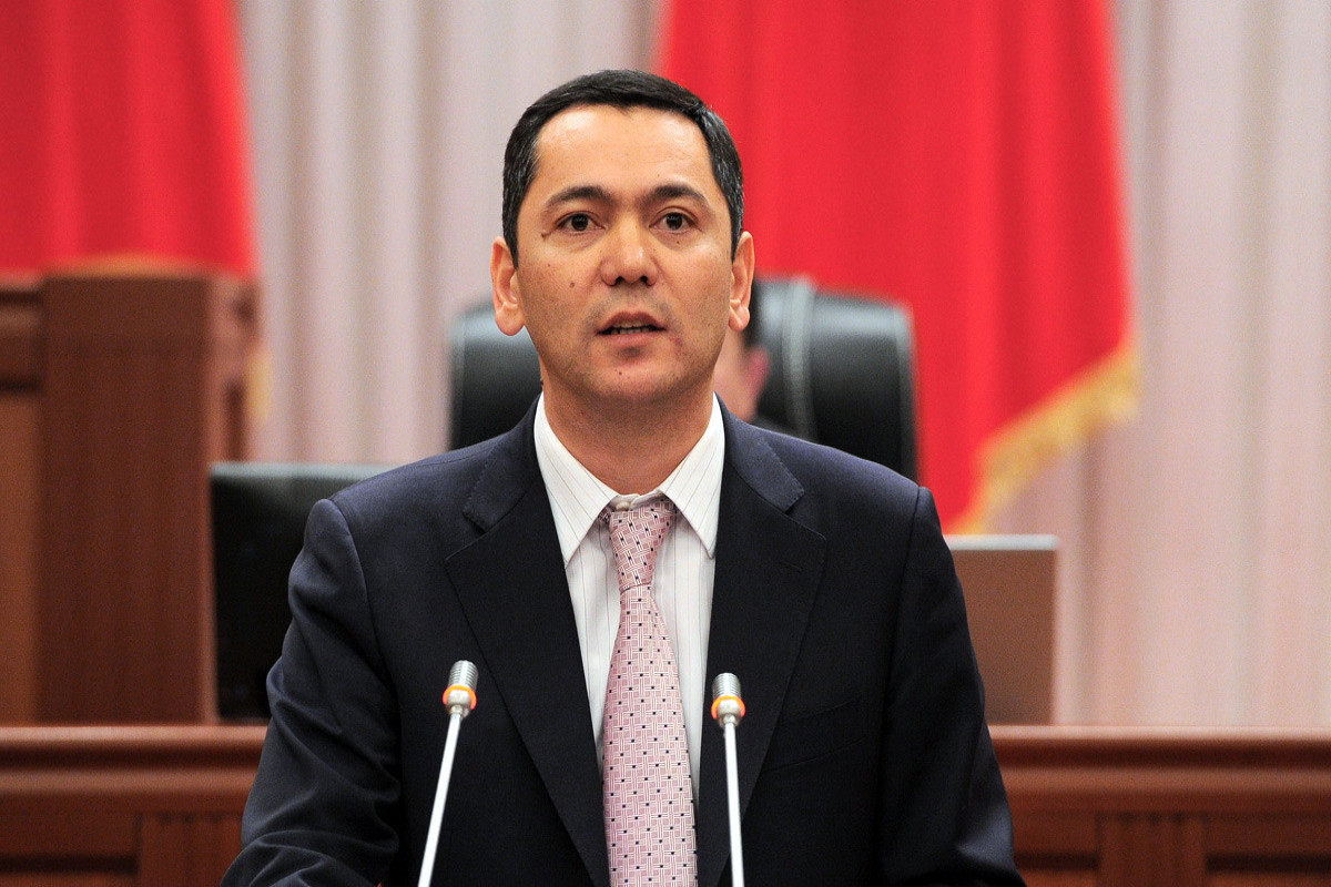 Ex-Kyrgyz prime minister Omurbek Babanov arrested for 2 months