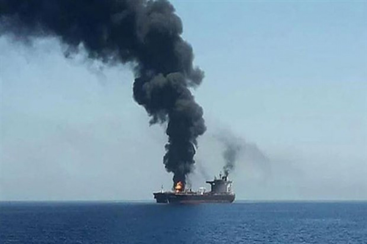 """Fire in Iranian navy ship injures 33-<span class=""""red_color"""">UPDATED-<span class=""""red_color"""">VIDEO"""
