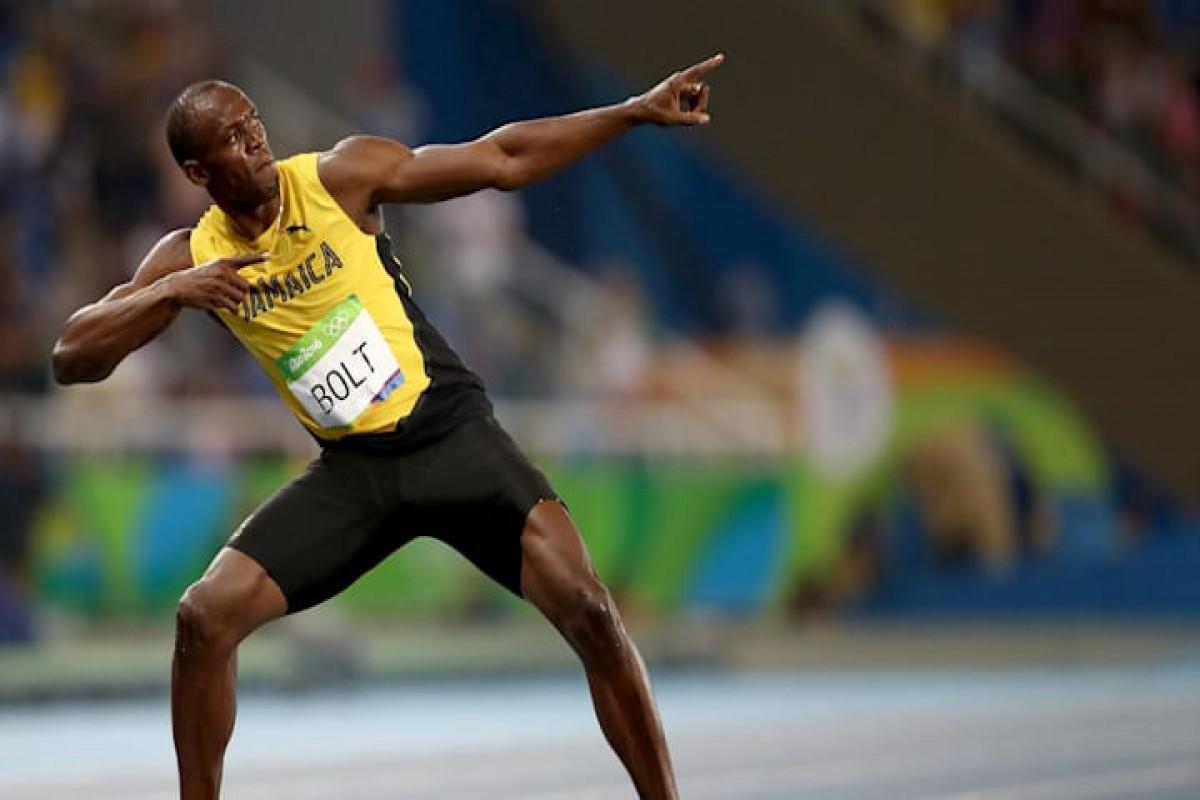 Useyn Boltun rekordu qırılıb