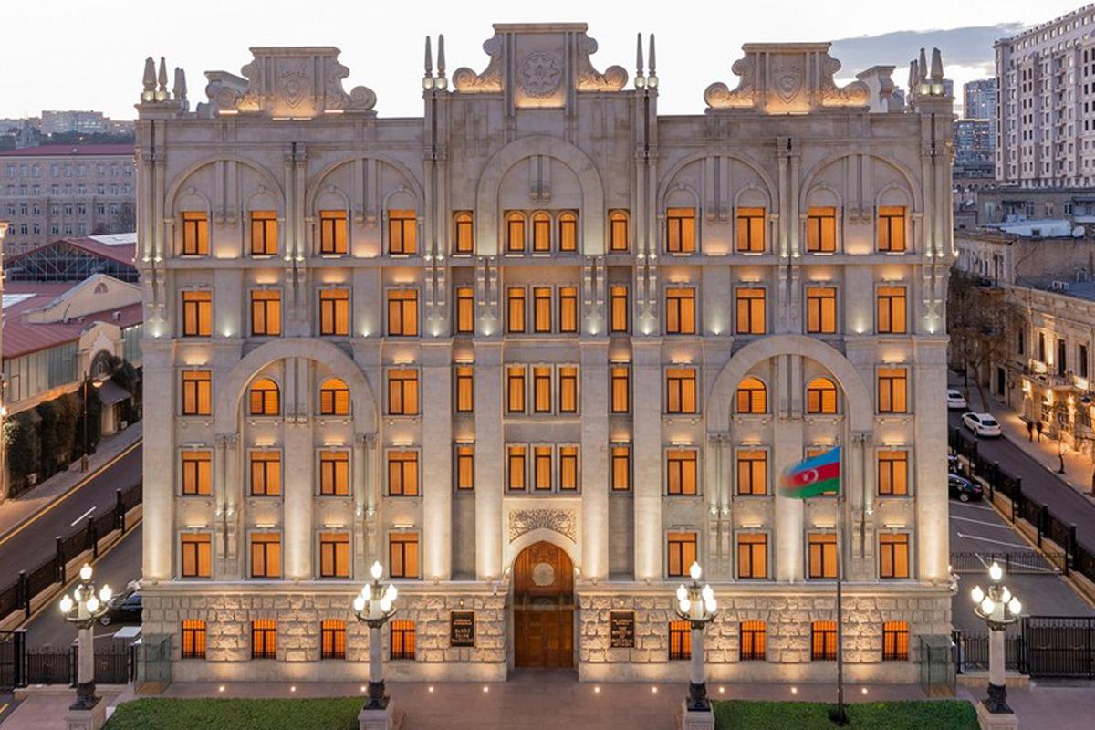МВД обратилось к водителям в связи с Гран-при Азербайджана Формулы-1
