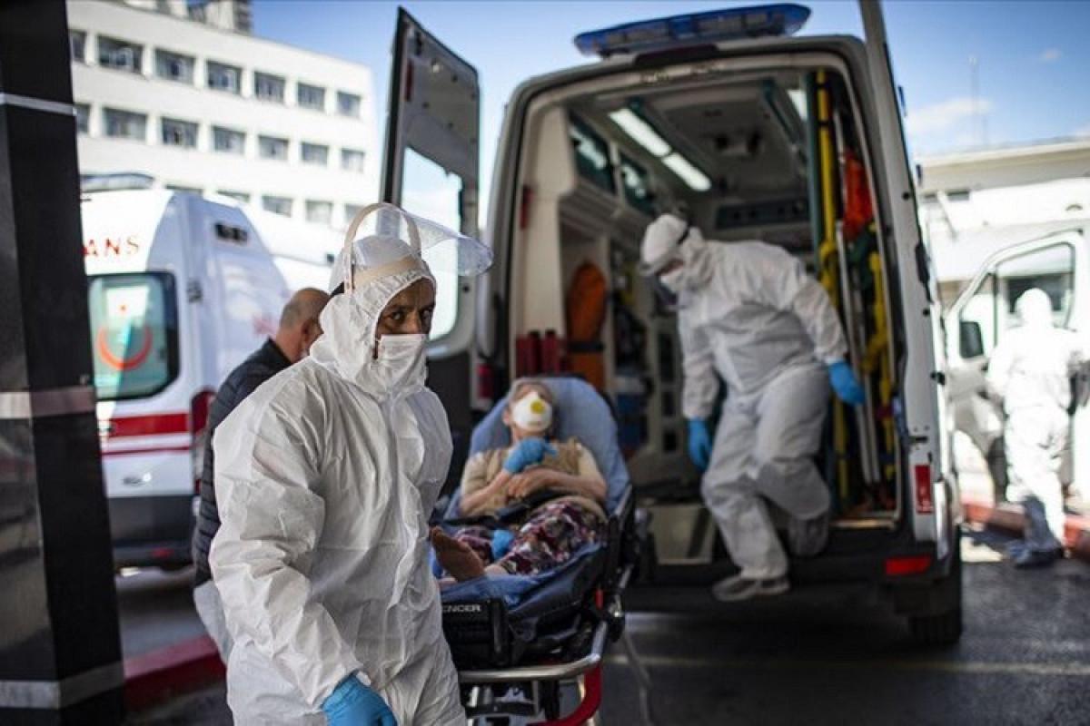 Türkiyədə bu gün koronavirusdan 112 nəfər həyatını itirib