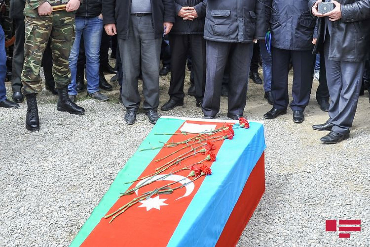 """The body of another Azerbaijani soldier missing in the Patriotic War found-<span class=""""red_color"""">PHOTO"""
