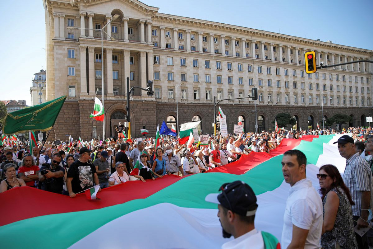 U.S. blacklists 3 Bulgarians, 64 companies
