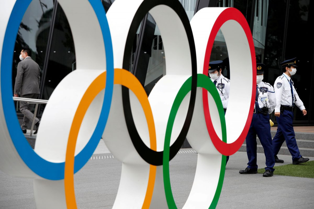 Tokyo 2020 chief rules out delay despite pandemic fears