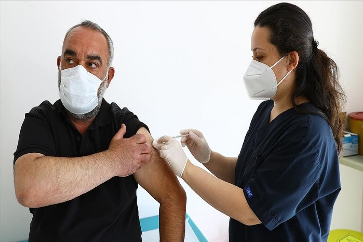 Over 29.5M vaccine shots administered in Turkey to date