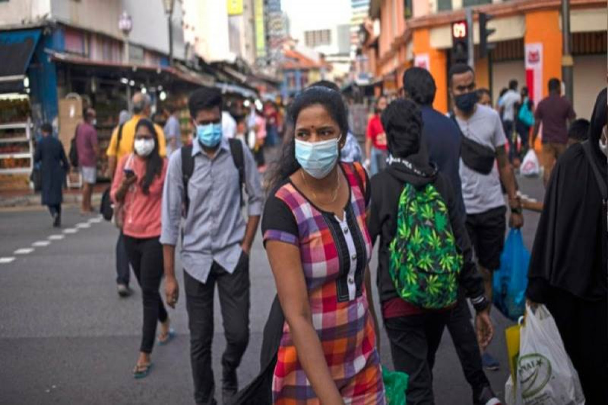 India reports 134,154 virus cases, 2,887 deaths