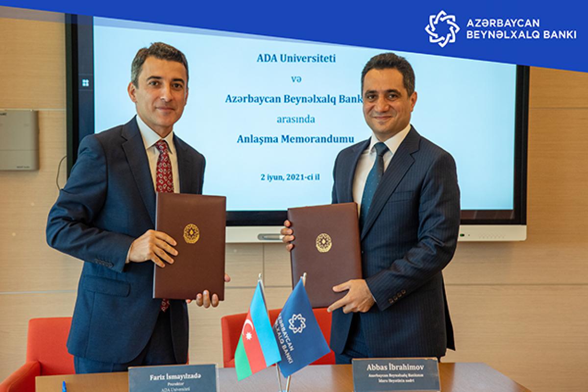 Университет ADA начал сотрудничество с Международным Банком Азербайджана