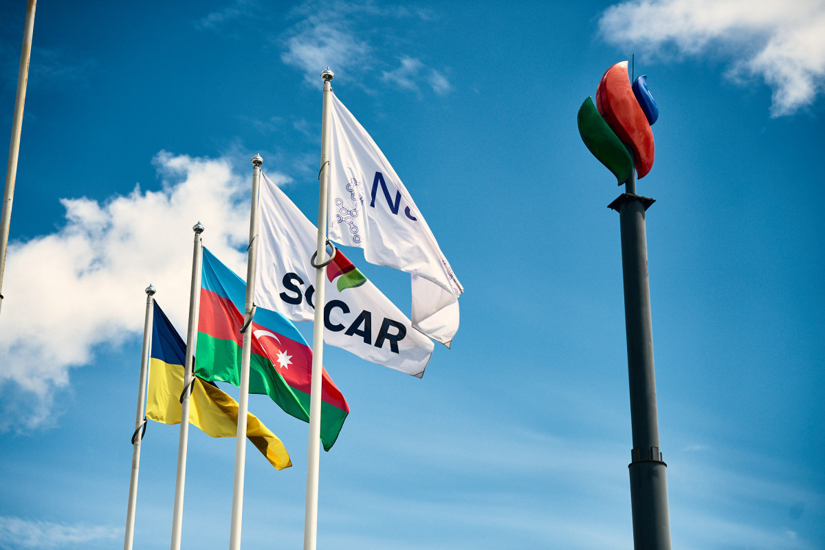 SOCAR is among the top three best fuel industry companies in Ukraine