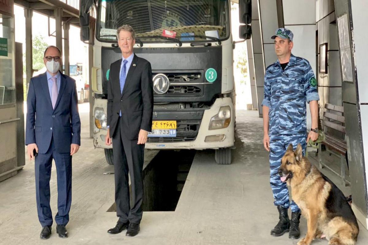 Посол: Британия помогает Азербайджану в борьбе с транснациональной и организованной преступностью