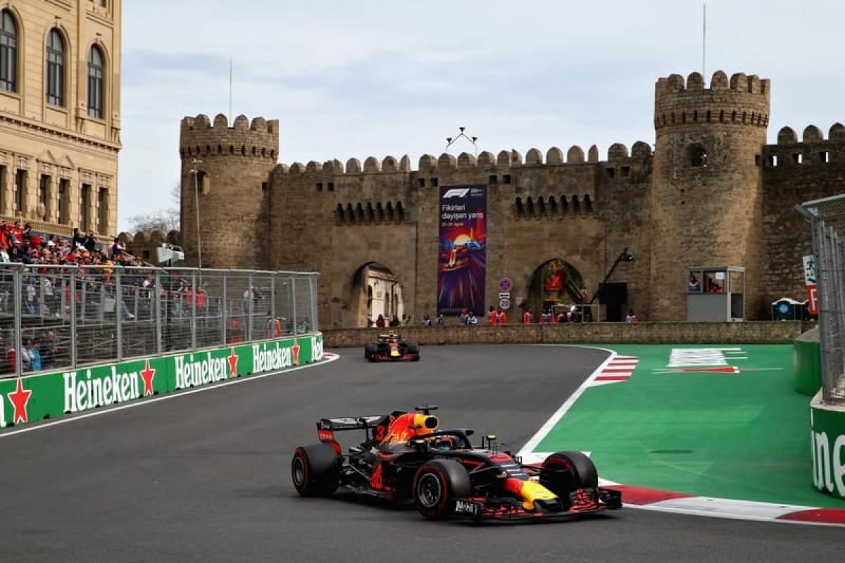 """Formula 1: Azerbaijan Grand Prix starts-<span class=""""red_color"""">ANNOUNCEMENT"""