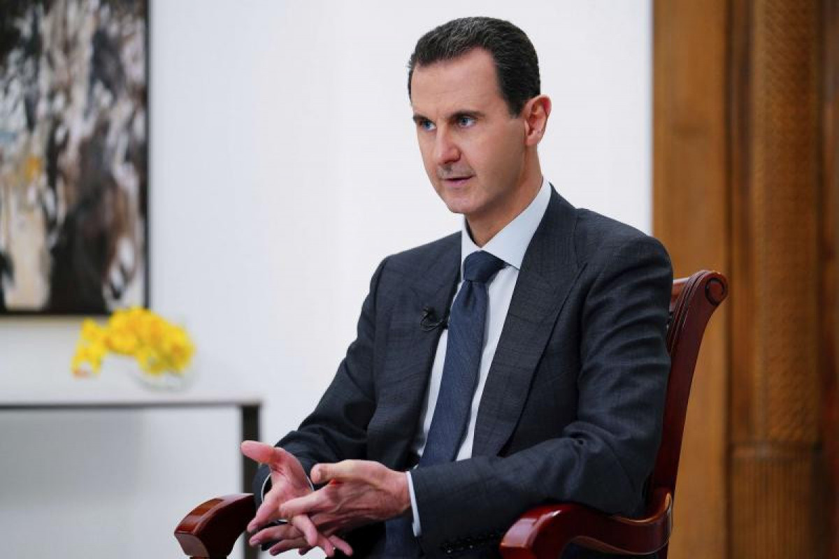 Асад привился от коронавируса вакциной «Спутник V»