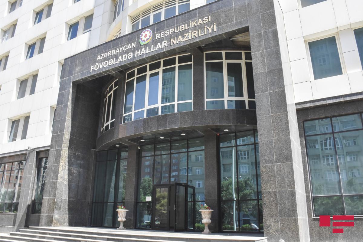 В связи с Гран-При Азербайджана «Формула-1» МЧС перешло на усиленный режим работы