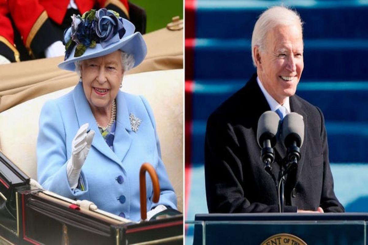KraliçaII Elizabet Baydenlə görüşəcək