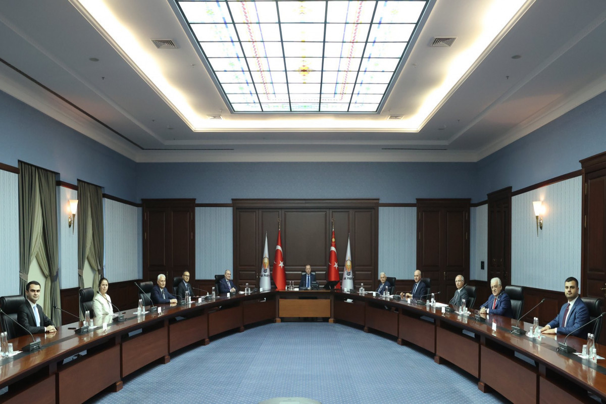 """Turkish president receives NAP delegation-<span class=""""red_color"""">UPDATED"""